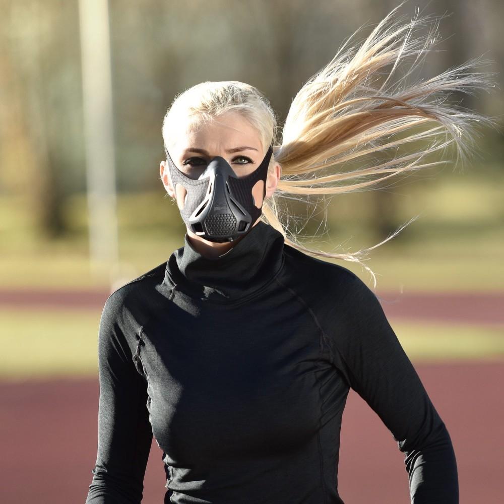 Maszkviselés sportolás közben - Te bevállalod?